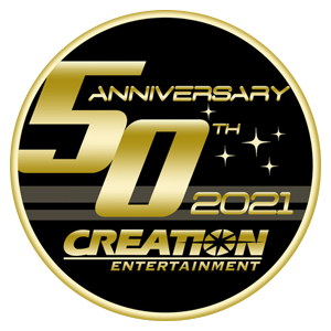 Creation Entertainment 50 Years