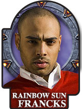 Rainbow Sun Francks
