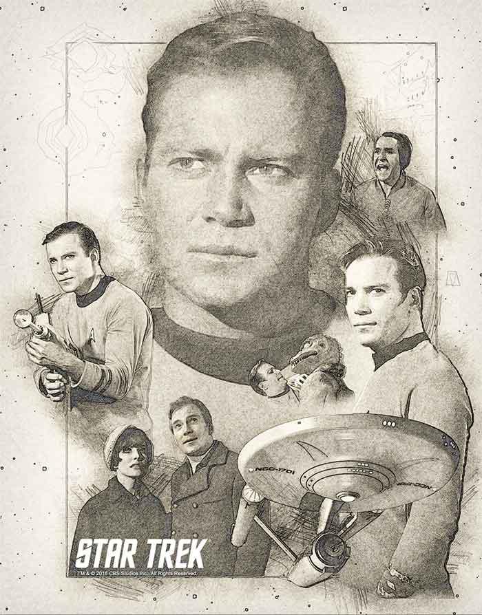Iconic Kirk