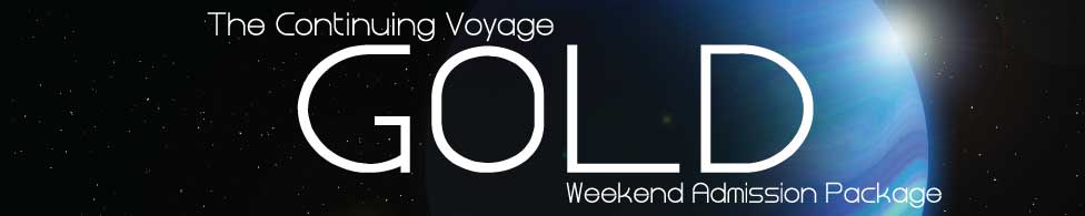 Creation entertainment 39 s continuing voyage convention with for Weekend in chicago packages