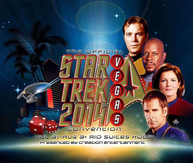 Star Trek Las Vegas (2014) @ Rio All-Suite Hotel and Casino | Las Vegas | Nevada | United States