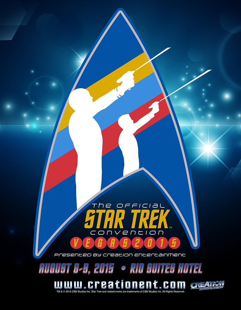 Official Star Trek Convention Las Vegas