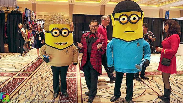 Cosplay Minions