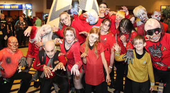 Cosplay Zombies