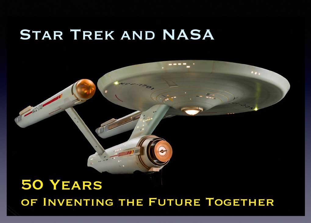 Star Trek and Nasa 1