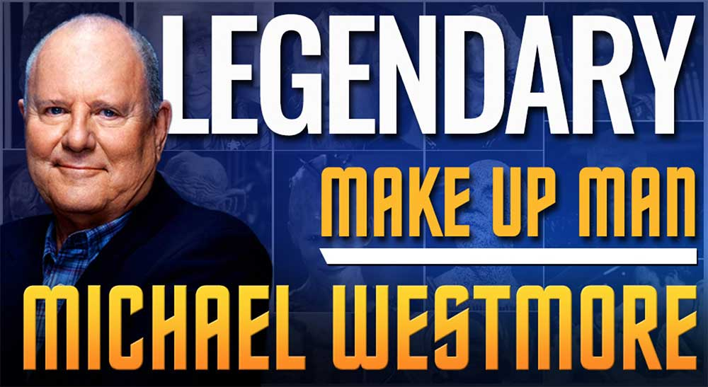 Michael Westmore Maek Up panel