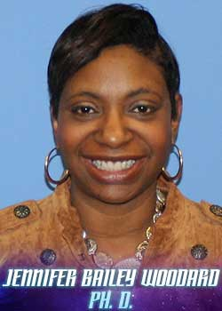 Jennifer Bailey Woodard, Ph. D.