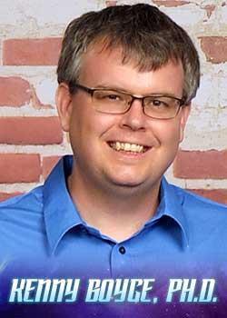Kenny Boyce, Ph.D.