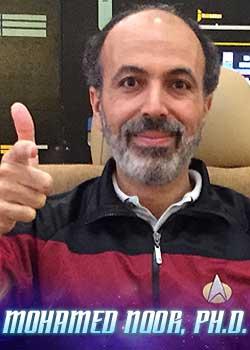 Mohamed Noor, Ph.D.