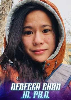 Rebecca Chan, JD. Ph.D.