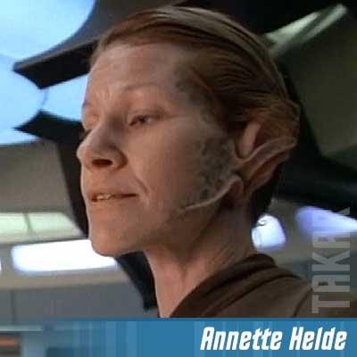 Annette Helde