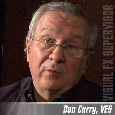 Dan Curry, VES