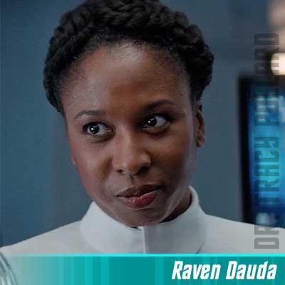 Raven Dauda
