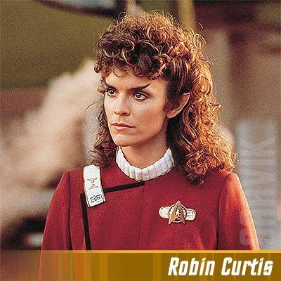 Robin Curtis