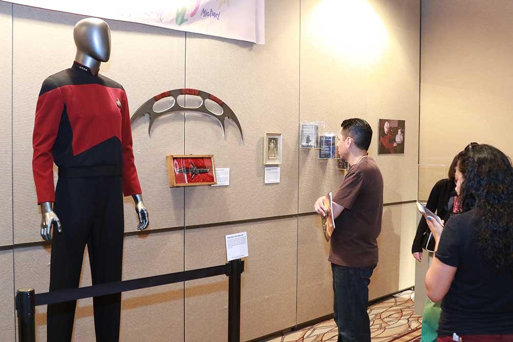 Picard Exhibit