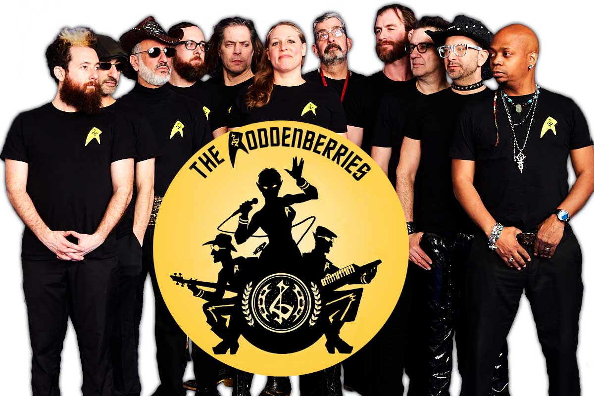 The Roddenberries