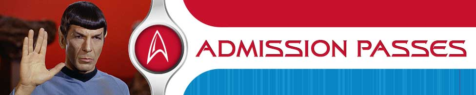 Admission Passes Header