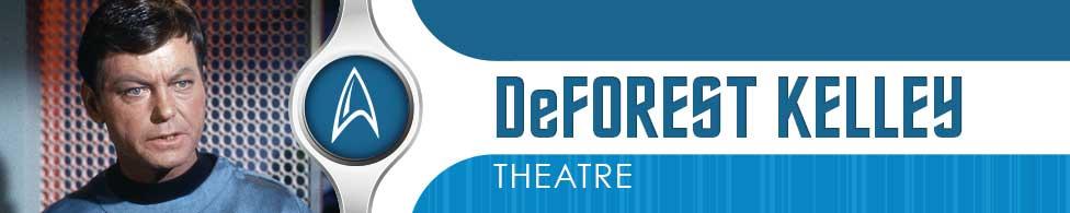 DeForest Kelley Theatre Header