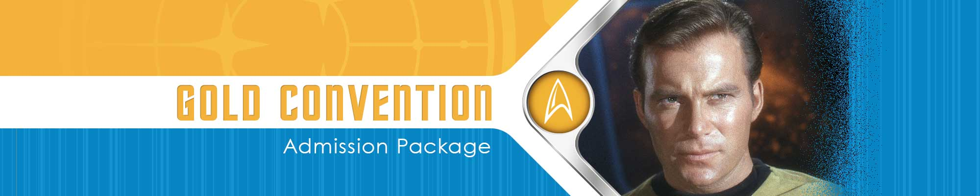 Gold Convention Weekend Package