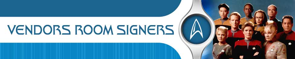 Vendors Room Signers Header