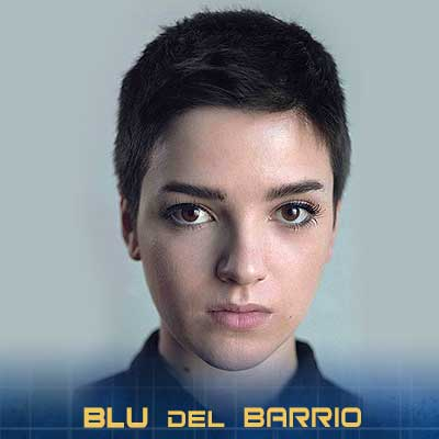 Blu del Barrio