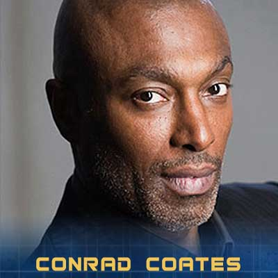 Conrad Coates