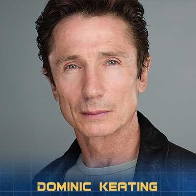 Dominic Keating