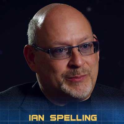 Ian Spelling