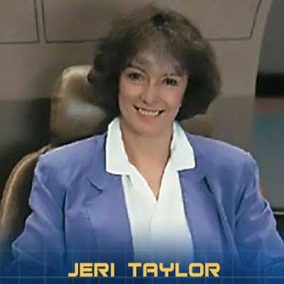 Jeri Taylor