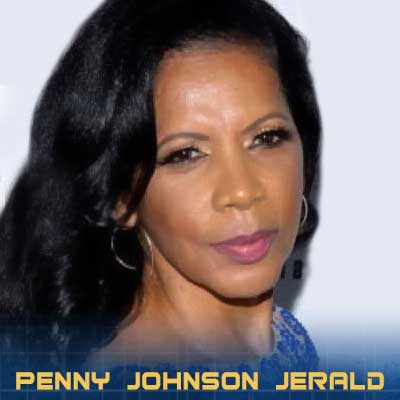 Penny Johnson Jerald