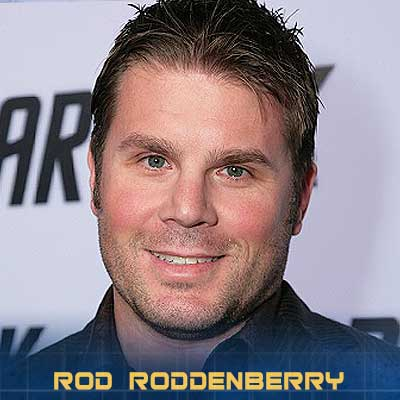Rod Roddenberry