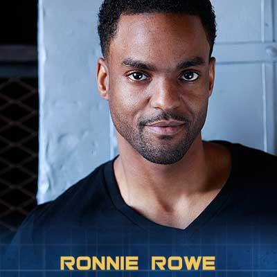 Ronnie Rowe