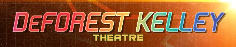 DeForest Kelley Theatre Header
