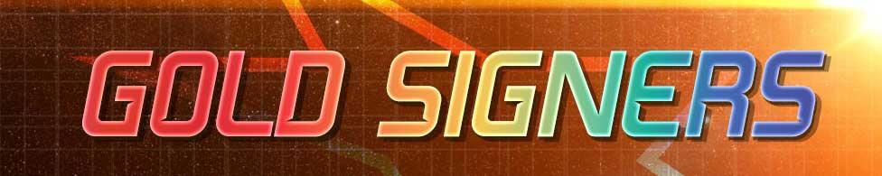 Gold Signers Header