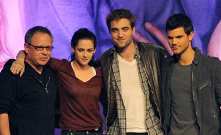 Kirsten, Robert and Taylor