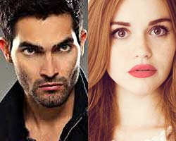 Tyler Hoechlin an Hollen Roden