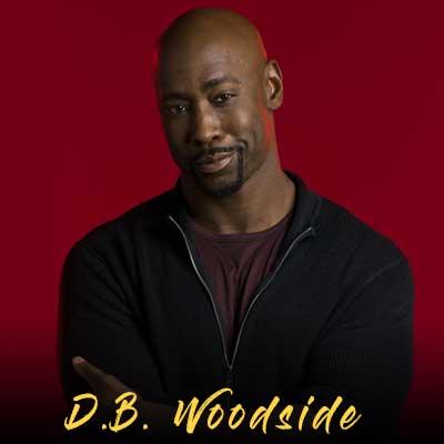 D.B. Woodside