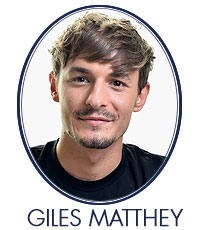 Giles Matthey