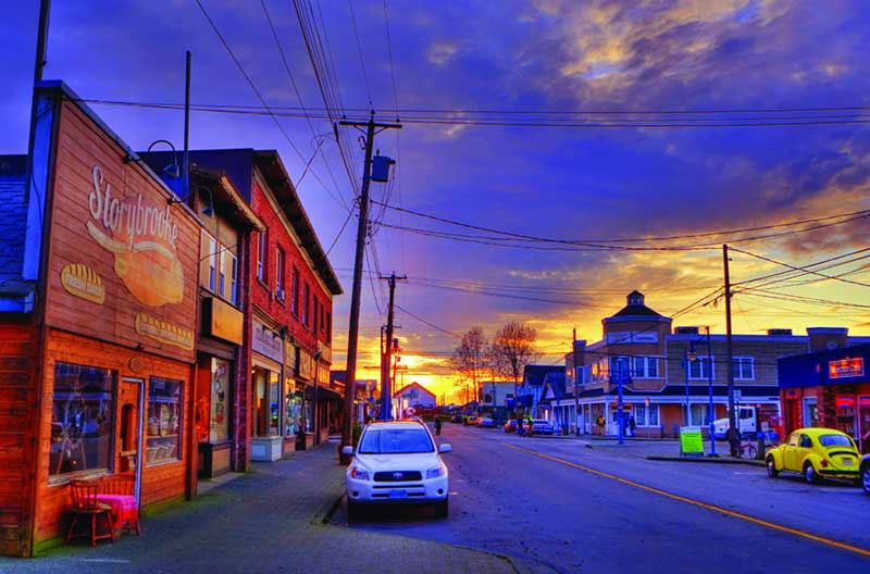Visit the real Storybrooke