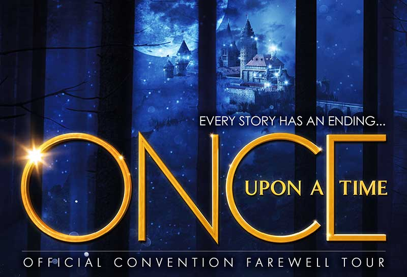 Creation Entertainment's Once Upon A Time Official