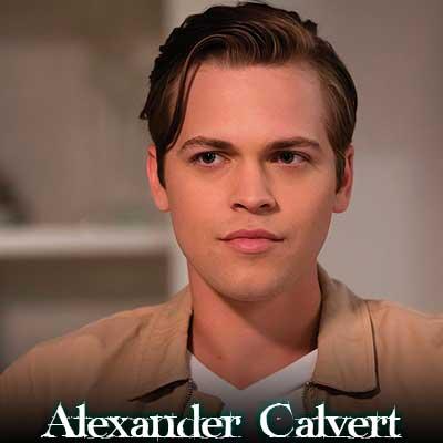 Alexander Calvert