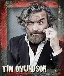 TIM OMUNDSON