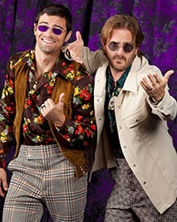 Dick and Matt Groovy