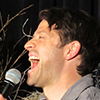 Misha on Stage