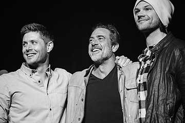 Jensen, JDM and Jared