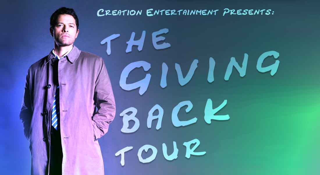 Image result for giving back tour