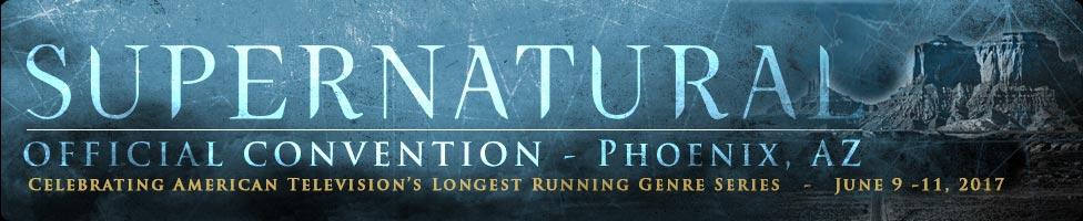 Supernatural Convention Event Phoenix, AZ - Creation