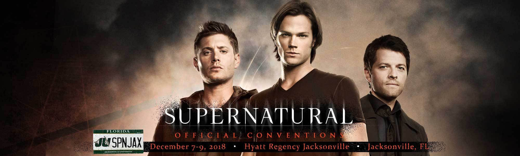 Creation Entertainment S Supernatural Offical Convention