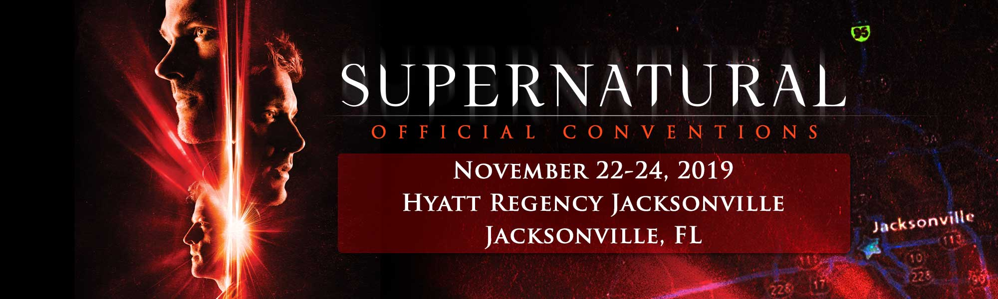 Creation Entertainment's Supernatural Offical Convention in