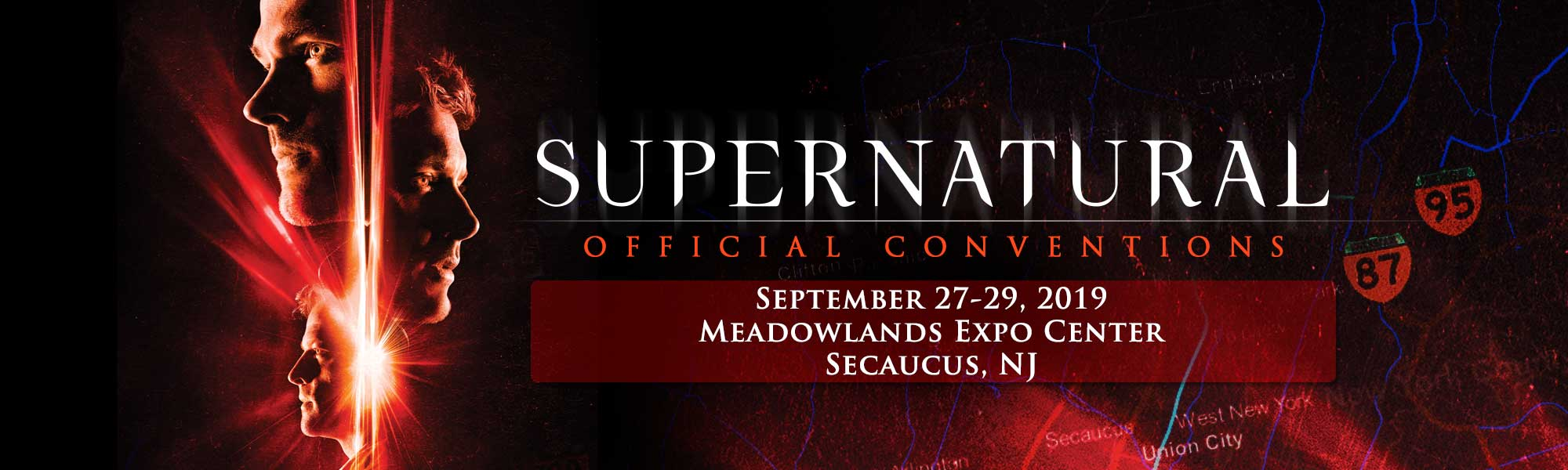 Image result for Supernatural Convention Secaucus NJ September 27-29